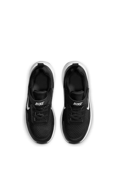 Nike Wear All Day sneaker hálós anyagbetétekkel Fiú