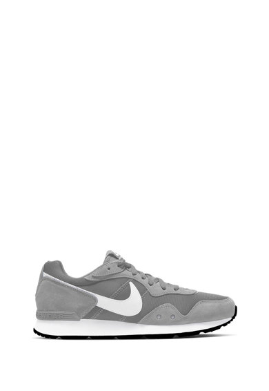 Nike Pantofi sport de piele intoarsa cu insertii de plasa Venture Runner Barbati
