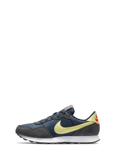 Nike MD Valiant Running textilcipő nyersbőr szegélyekkel Fiú