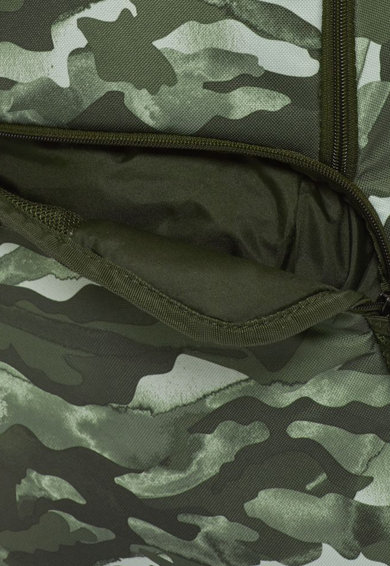 Nike Rucsac unisex cu model camuflaj, pentru antrenament Brasilia Femei