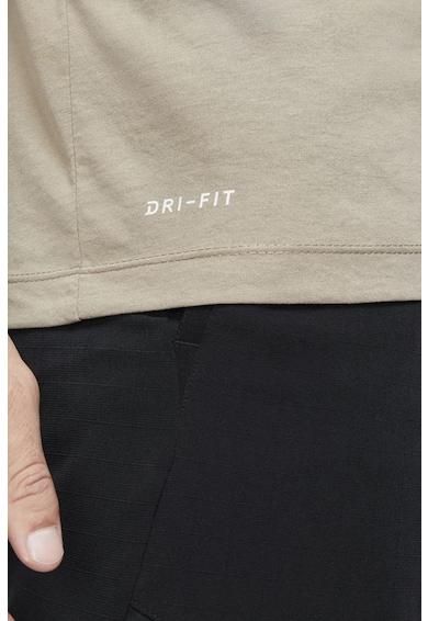 Nike Tricou cu logo pentru antrenament Barbati