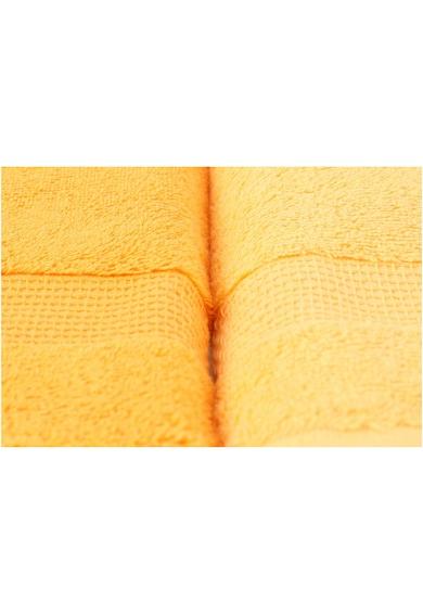 Beverly Hills Polo Club Set 4 prosoape  100% bumbac, 480 gr/m², 50x90 cm, galben Femei