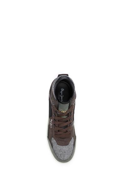 Pepe Jeans London Pantofi sport mid-high Kurt Barbati