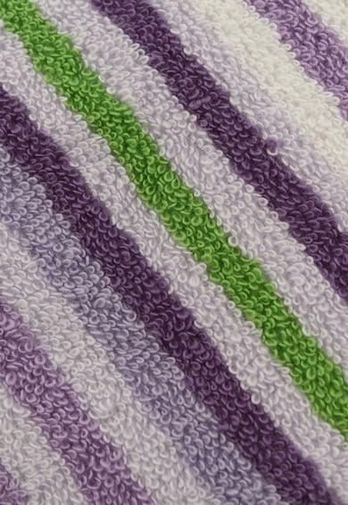 Hobby Set 2 prosoape  Çizgi Lilac, 100% bumbac, 40 x 80 cm, Multicolor Femei