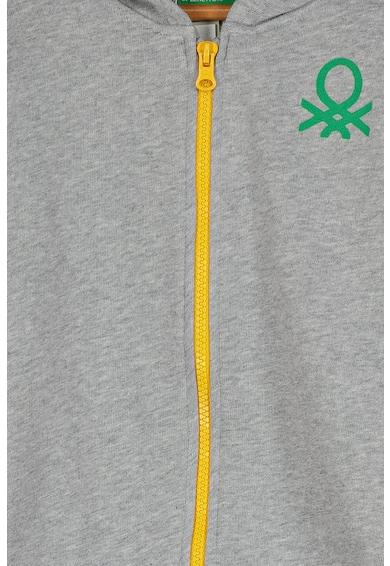 United Colors of Benetton Set de hanorac cu fermoar si pantaloni sport Baieti