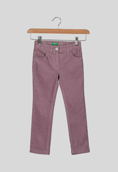 United Colors of Benetton Pantaloni lungi cu 4 buzunare Fete