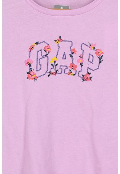 GAP Bluza cu imprimeu logo Fete