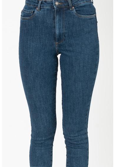 Vero Moda Blugi skinny din amestec de bumbac organic Loa Femei
