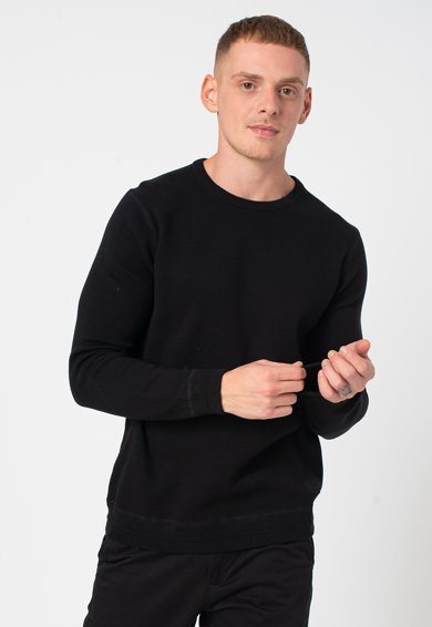 Only & Sons Robbie kerek nyakú kötött pulóver férfi