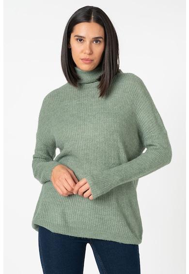 Only Mirna garbónyakú pulóver ejtett ujjakkal női