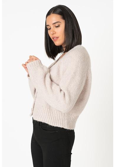 Only Alyssa V-nyakú crop kardigán női