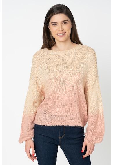 Only Kuna bő ujjú pulóver női