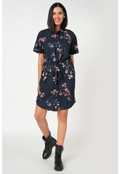 Vero Moda Rochie tip camasa cu model floral Hallie Femei