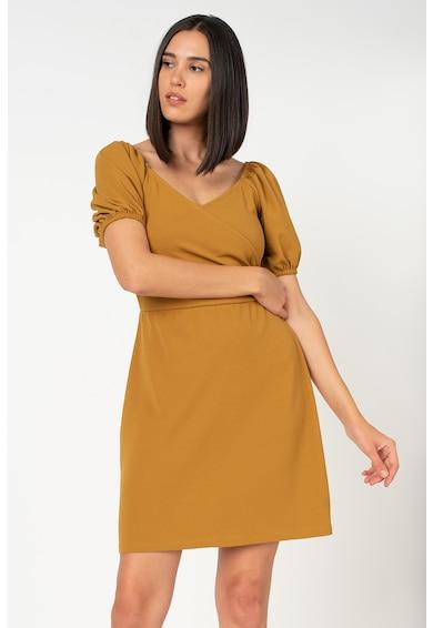 Vero Moda Jasmine ruha átlapolt V alakú nyakrésszel női