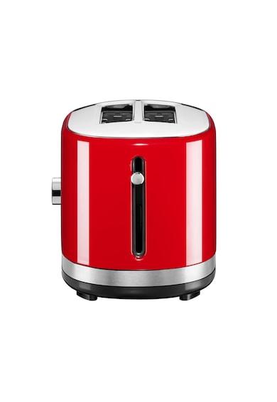KitchenAid Prajitor de paine  Empire Red , 1200W, 2 sloturi si control manual, Rosu Femei