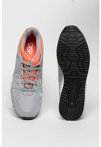 Asics GEL-LYTE III OG nyersbőr és textil sneaker férfi