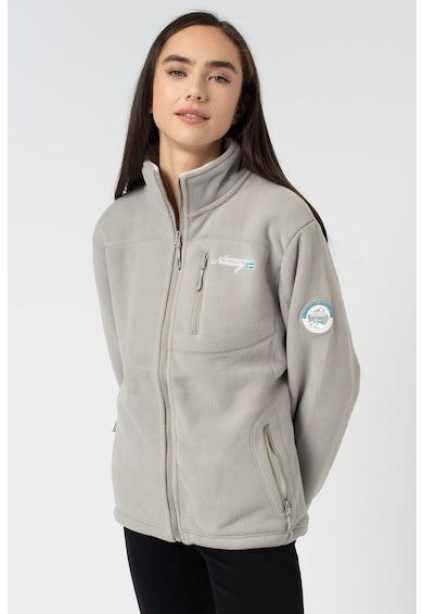Geographical Norway Bluza sport din fleece, cu fermoar Uzele Femei