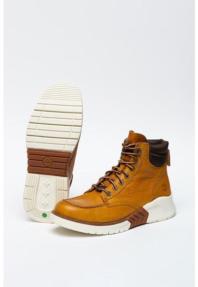 Timberland MTCR bőr és textil cipő férfi