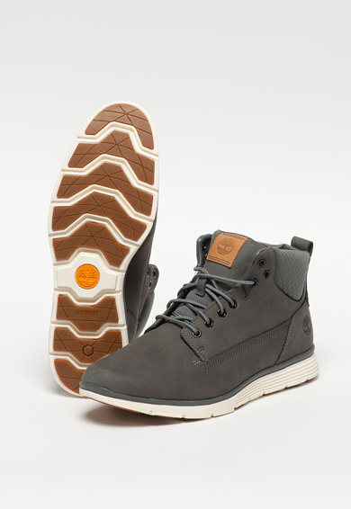 Timberland Pantofi mid-high de piele nabuc Killington Barbati