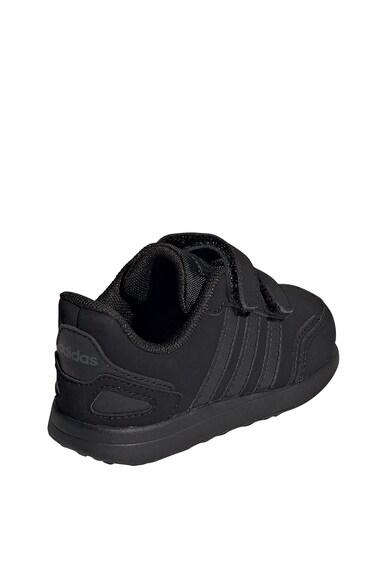 adidas Performance Pantofi sport de piele ecologica cu velcro Fete