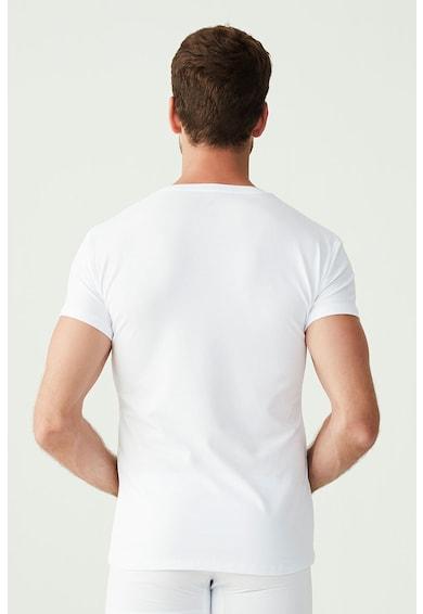 U.S. Polo Assn. V-nyakú póló szett - 2 darab férfi