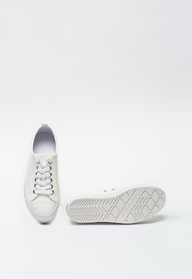 CALVIN KLEIN JEANS Pantofi sport flatform de piele ecologica Zolah Femei