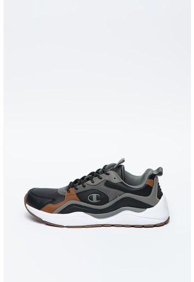 Champion Pantofi sport de piele ecologica Roger Barbati