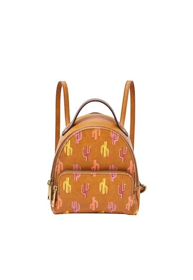 Fossil Felicity kaktuszos mintájú mini hátizsák női