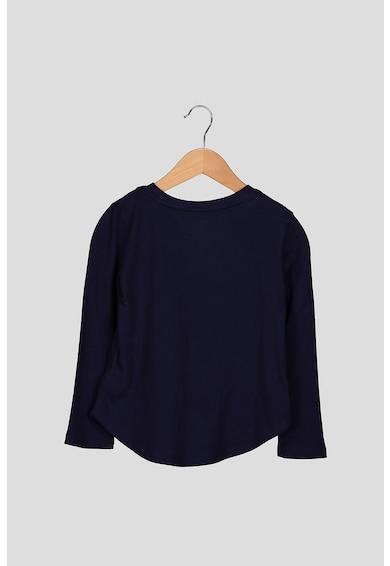 GAP Bluza cu decolteu la baza gatului si paiete Fete