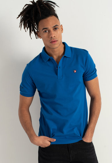 U.S. Polo Assn. Tricou polo slim fit Barbati