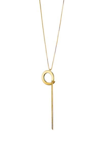 OXETTE Colier placat cu aur de 18K Femei