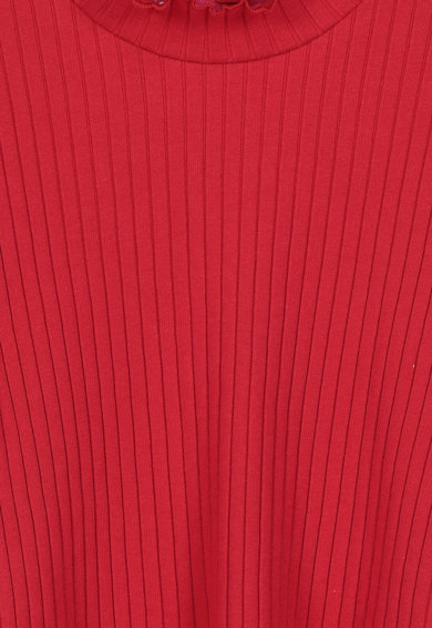 Agatha Ruiz de la Prada Bluza cu striatii si guler mediu Fete