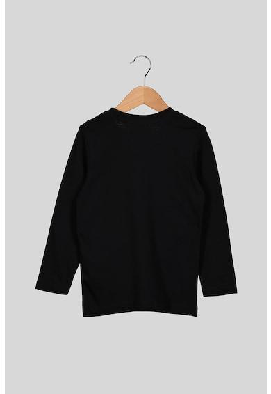 Diesel Bluza de jerseu cu imprimeu logo Fete