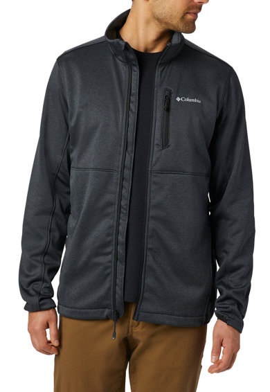 Columbia Outdoor Elements könnyű cipzáros dzseki túrázáshoz férfi