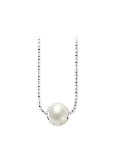Thomas Sabo Colier din argint veritabil cu perla Femei
