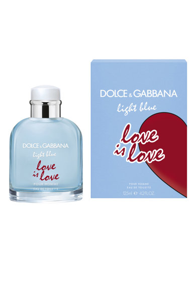 Dolce & Gabbana Apa de Toaleta  Light Blue Love is Love Pour Homme, Barbati Barbati