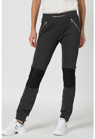 Versace Jeans Szabadidőnadrág cipzáros zsebekkel női