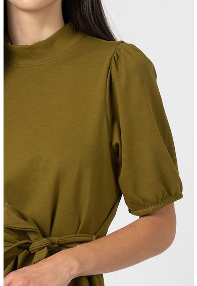 Vero Moda Rochie mini din bumbac organic Forest Femei