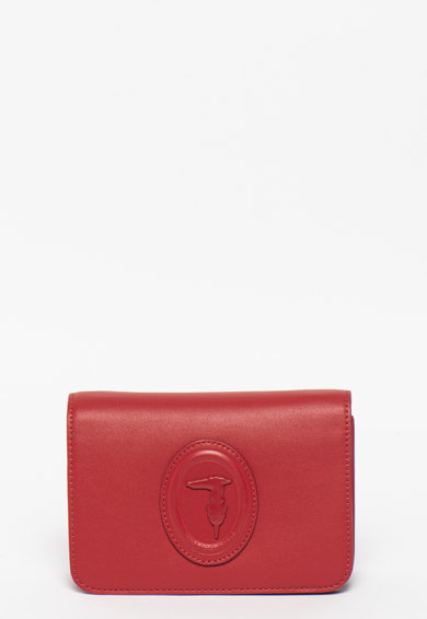 Trussardi Jeans Gusset keresztpántos táska láncos pánttal női