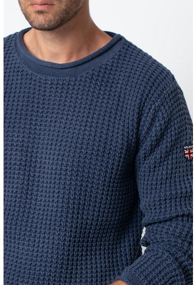 Pepe Jeans London Pulover texturat Steven Barbati