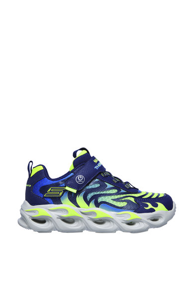 Skechers Pantofi sport cu velcro S Lights: Thermo-Flash Baieti