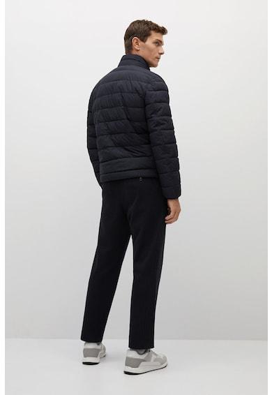 Mango Gorry steppelt hatású bélelt dzseki férfi