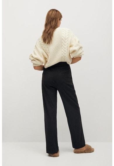 Mango Marlen magas derekú nadrág női
