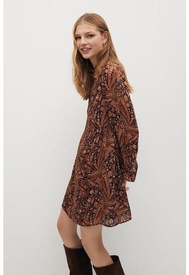 Mango Oslo mintás miniruha női