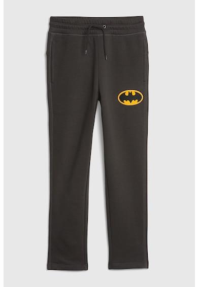 GAP Pantaloni sport cu snur si detaliu cu supererou Baieti
