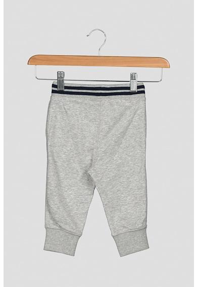 GAP Pantaloni sport cu talie in dungi Fete