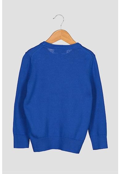 GAP kerek nyakú pulóver szuperhősös mintával Fiú