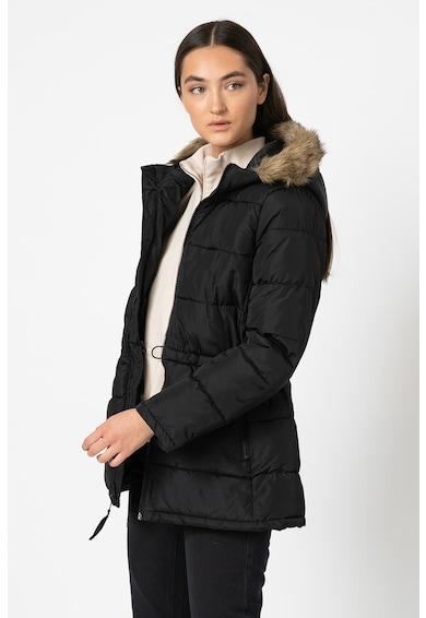 GAP Steppelt bélelt télikabát kapucnival női