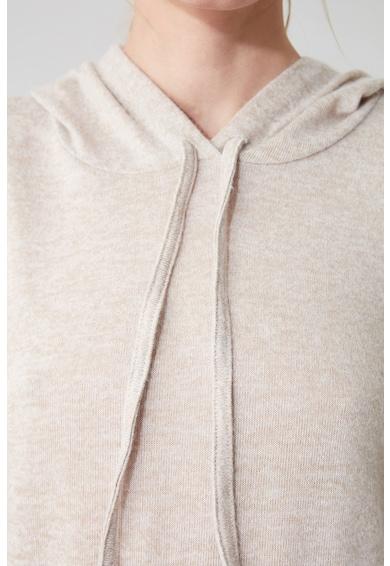 Trendyol Kapucnis pulóver kenguruzsebbel női