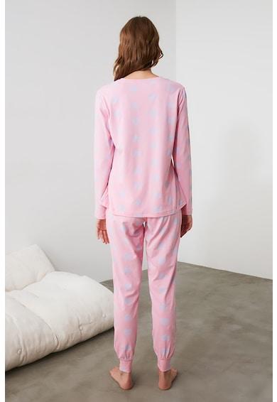 Trendyol Mintás pizsama női